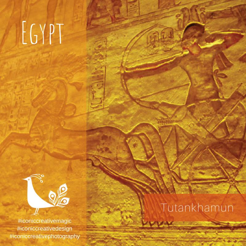 Tutankhamun, Egypt