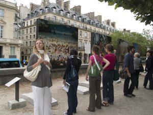 Martin Parr exhibition Paris - deep depth of field