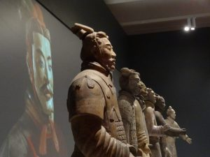 The 7 real terracotta warriors