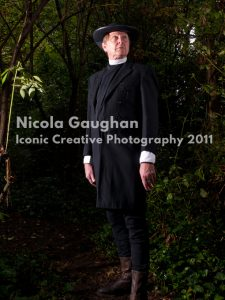 The Priest - Shane Briant - Highgate in between showers - 13 lessons